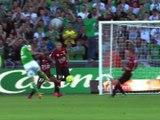 Revivez les 5 buts des Verts face à Nice !