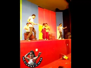 Bahka bahka mayra yah man - mujra dance on stage