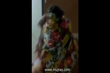 Home Made Mujra only in Bra and Underware