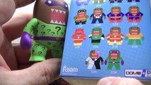 Funko Marvel Vinyl Bobble Heads DC Universe & DC Domo Mystery Minis Mash'ems
