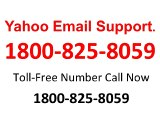 Yahoo Support number  1800-825-8059, Yahoo mail,Yahoo Email Support