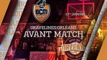 Avant-Match - J33 - Orléans se déplace à Graveliines