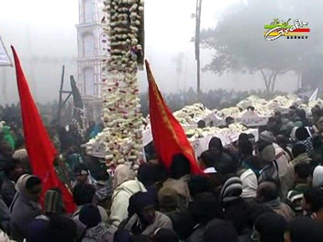 Faizy Alampuri - Latest Muslim Video Song-Islamic Devotional - Hai Afsoos - Main Hoon Abbas E Ghazi
