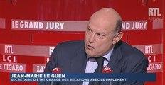 Jean-Marie Le Guen : «Quand je vois Monsieur Le Maire, je sens la caste»