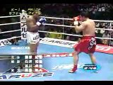 Ray Sefo vs Gilbert Yvel