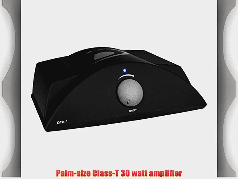 Dayton Audio DTA-1 Class T AC//DC Battery Powered Mini Amplifier 15 WPC