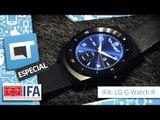 Conheça o LG G Watch R, o smartwatch bonitão da LG [Hands-on | IFA 2014]