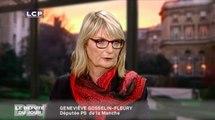 Le Député du Jour : Geneviève Gosselin-Fleury, députée PS de la Manche