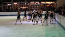 Programme libre 90 Rugissants (Belfort) - 3ème en séniors - Championnat de France 2015 de ballet sur glace