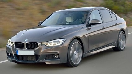 BMW 3 Series Facelift Unveiled