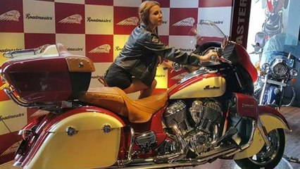Indian Motorcycles Roadmaster Launched