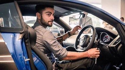 Virat Kohli Just Bought Audi R8 LMX