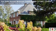 For Sale - House - Woluwe-Saint-Pierre (1150) - 310m²