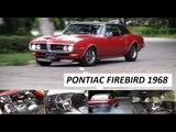 Garagem do Bellote TV: Pontiac Firebird (1968)