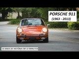 Garagem do Bellote TV: 50 anos do Porsche 911 (Porsche 911 50 years)