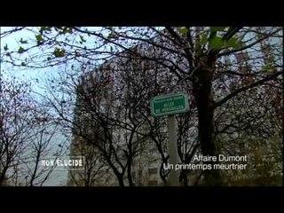 Non élucidé - L'affaire Sabine Dumont