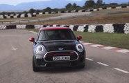 The new MINI John Cooper Works Driving Video Race Track Trailer