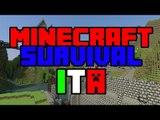 MineCraft Survival ITA #19 DayLight Sensors & Home Security