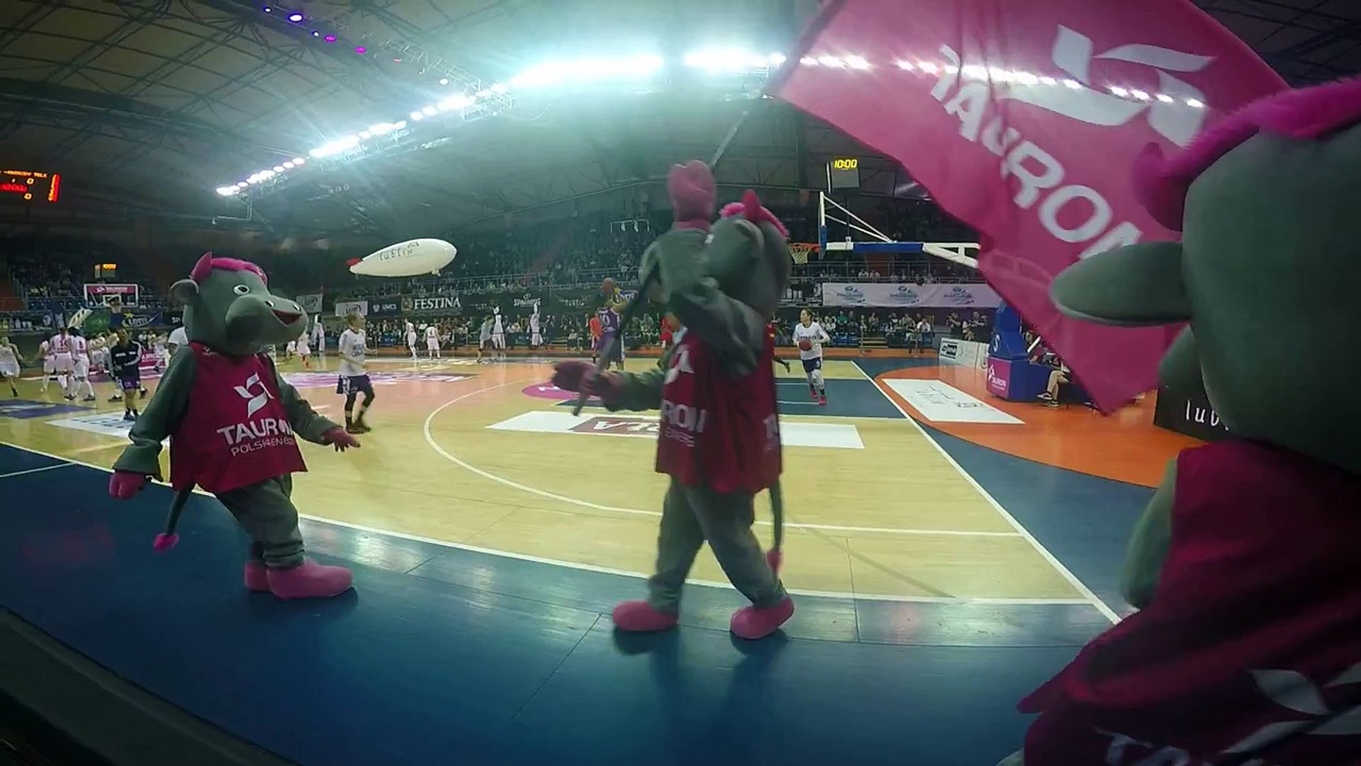 Behind the scenes video of The 2015 Polish League All-Star Game!