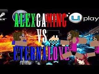 ALEX VS ETERNALOVE: Flow, the game.