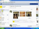 How to Send Messages, Events on Facebook in Hindi, Events Option Ka Upyog