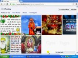 How to Create Album in Facebook in Hindi, How to Add Picture in Album
