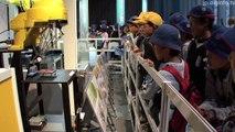 人の手指の動きを目指した産業用ロボット - ゲンコツ・ロボット : DigInfo