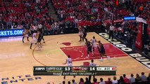 Derrick Rose Up and Under _ Cavaliers vs Bulls _ Game 4 _ May 10, 2015 _ 2015 NBA Playoffs