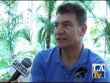 Esof 2010, intervista a Paolo Nespoli