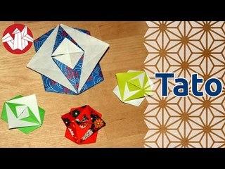Origami - Tato [Senbazuru]