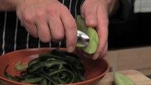 Comment tailler un concombre ? - Gourmand