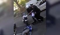 St-Denis : un jeune menotté échappe aux motards policiers