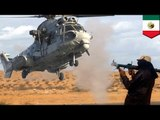 Mexican drug cartel used RPG to down military helicopter killing 6 soldiers - TomoNews