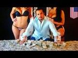 Dan Bilzerian loses crown. Follow this billionaire for pics of hot women, planes, cars: TomoNews