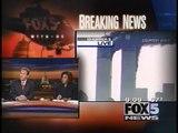 Attentats 11 septembre 2001 WTC 9/11 - Second impact (Fox5: Rediff Fox5 [WTTG] 09H09-09H10)