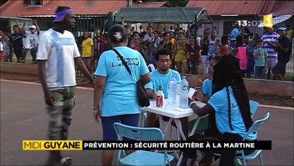 Opération Sécurité Routière à Digue Leblond