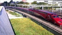 Treinen nabij / Trains near: Hofplein Rotterdam! (augustus & september 2014)
