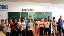 Ecole en chœur/ académie de Bordeaux/Ecole Romain Rolland à Lormont