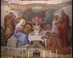 3 mystere joyeux chapelet rosaire priere meditation jesus