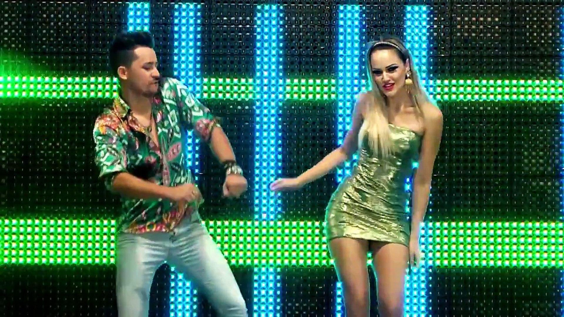 Adson e Alana - Olha Mas Não Pega - CLIPE HD Oficial - Verao 2015 hit Sertanejo