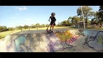 9 Year Old Scooter Rider | Hayden Waesch