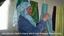 Syrian Girl Chooses School Over Marriage - Jordanian Refugee Camp | UNICEF