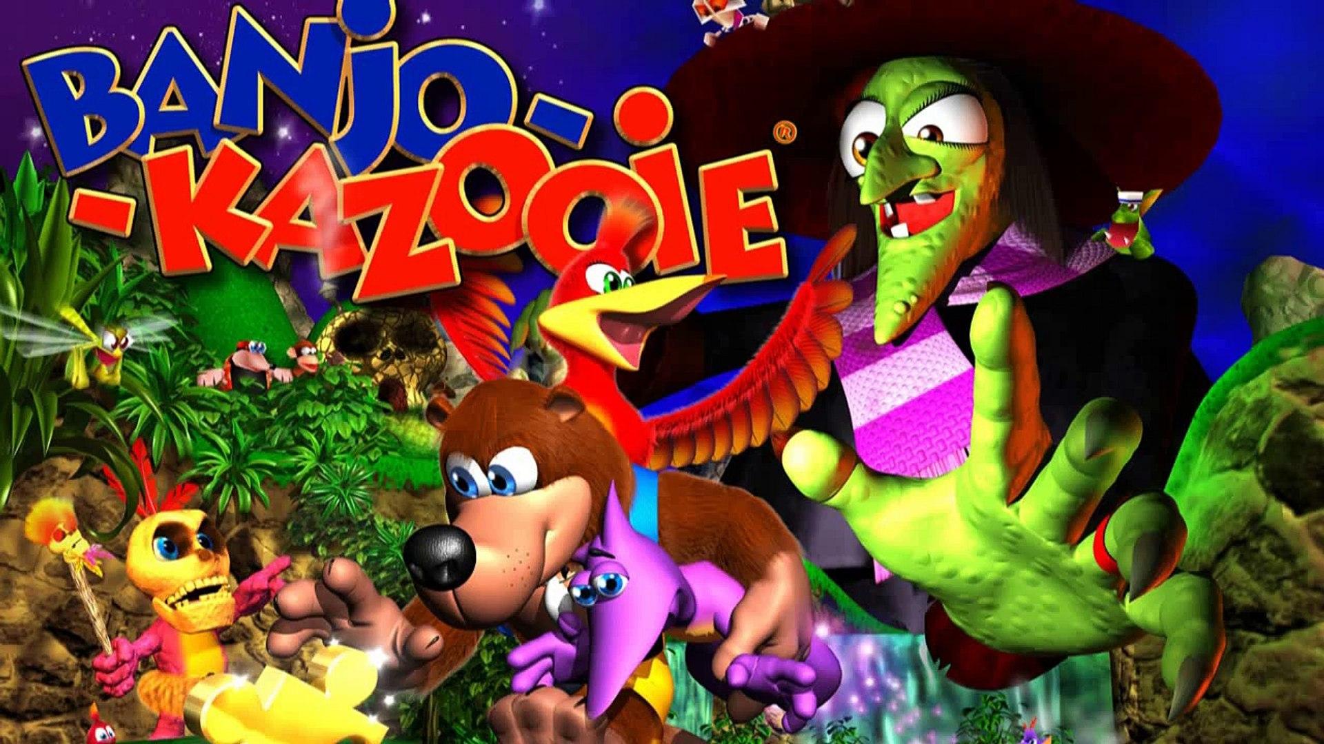 Klagmar's Top VGM #1,049 - Banjo Kazooie - Freezeezy Peak