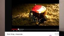 Nicki Minaj - Anaconda Video Reaction