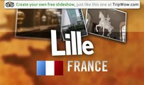 """""""Lille, France"""" Nflaim's photos around Lille, France (clock tower lille university)"""