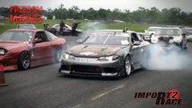 QuickStyle Silvia S15 drifting From Tokyo drift - Driver: Matt Predmore