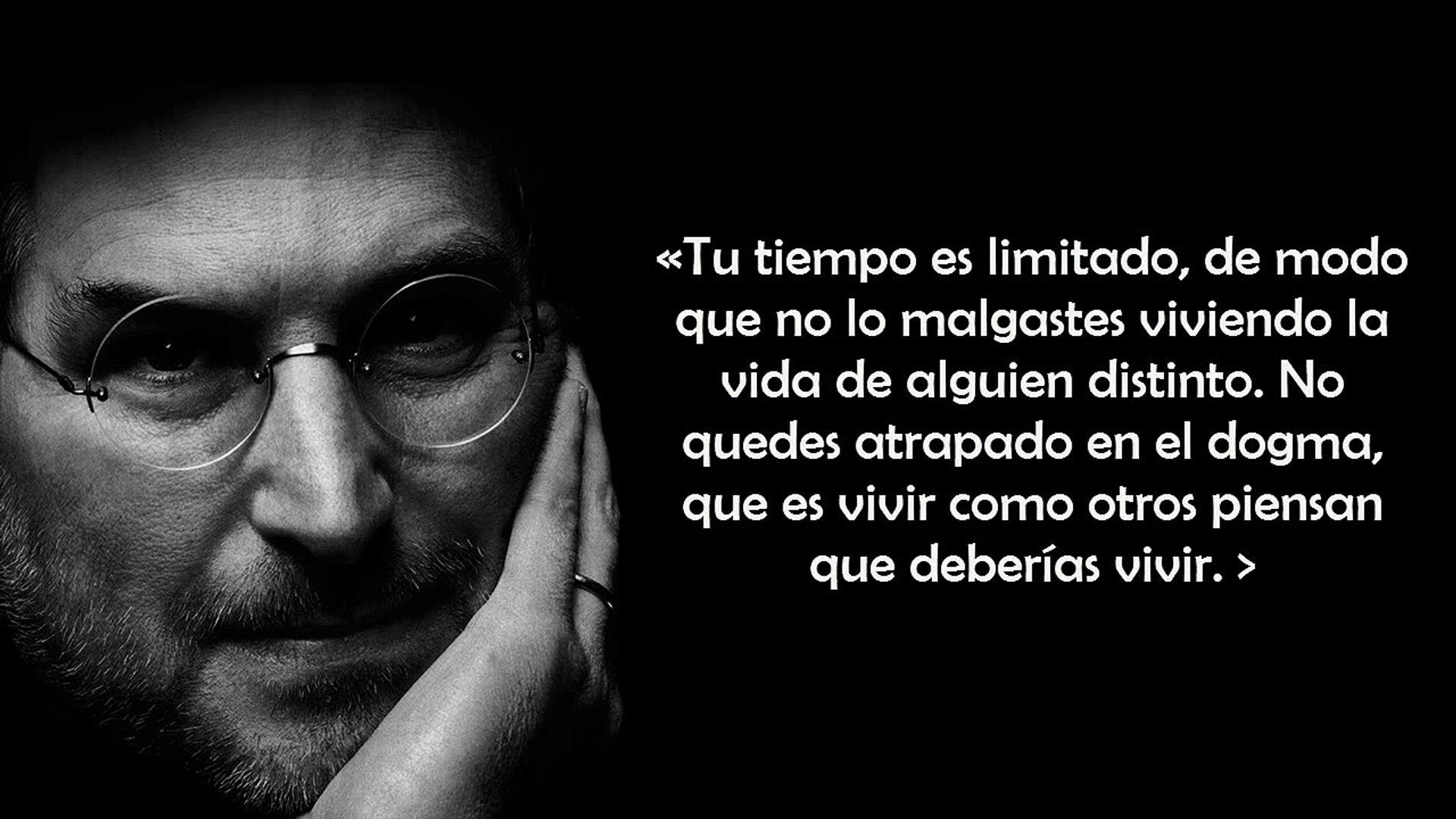 Steve Jobs Frases Motivadoras Frases Célebres Motivador De
