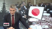 Japan's ruling coalition reaches agreement on bills to expand military role