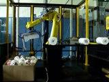 PRI Robotics --Demo of Robotic Vision Camera Systems