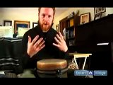 How to Play the Djembe Drum : Djembe Drum Playing Technique